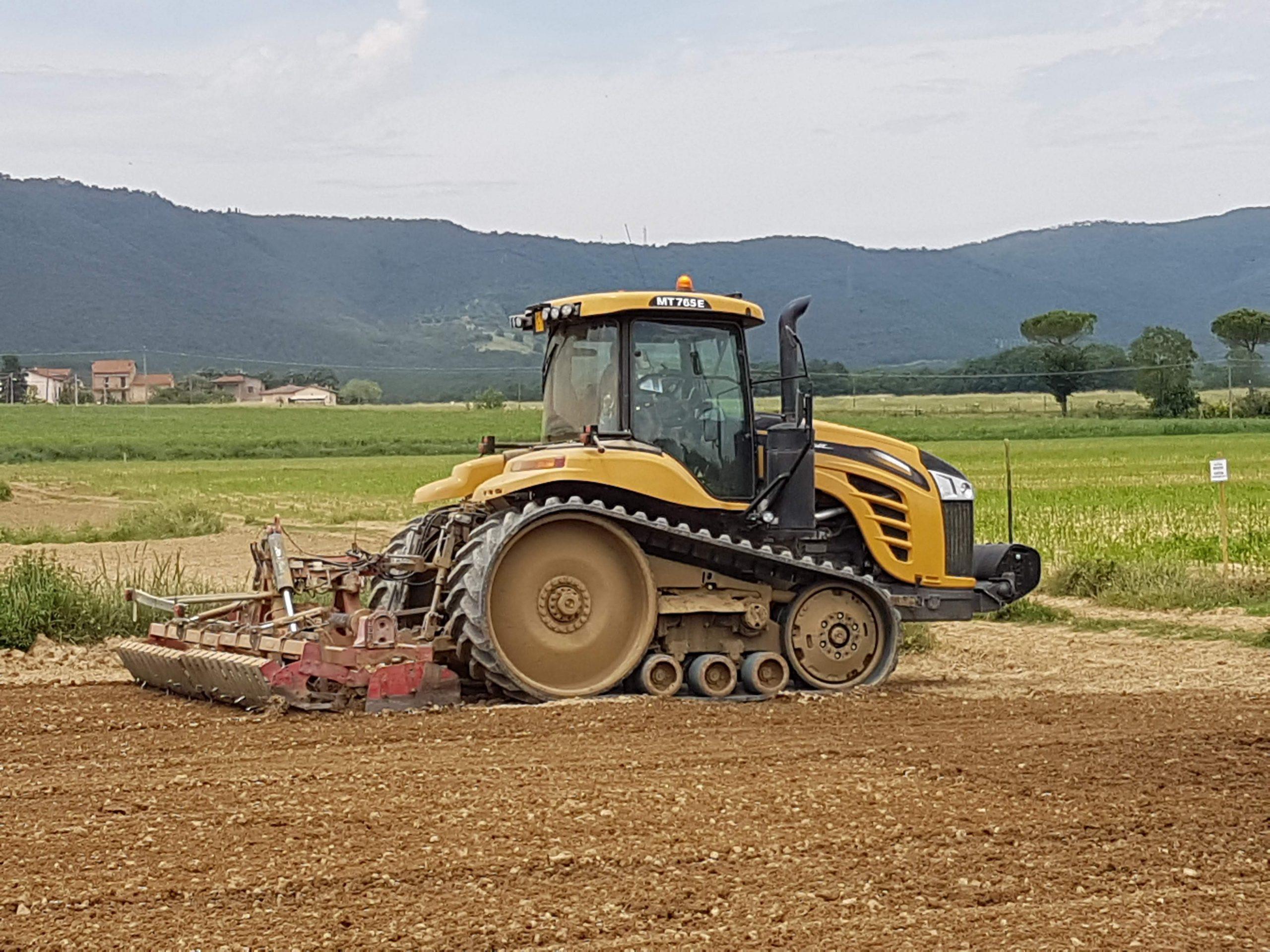 La nostra Azienda Agraria
